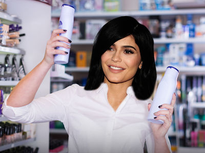Kylie Jenner Files Docs to Secure 'Kylie Hair' and Dominate Hair Industry