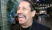Danny Trejo Wants Guys to Fess Up, Pumps Up Erectile Dysfunction Product