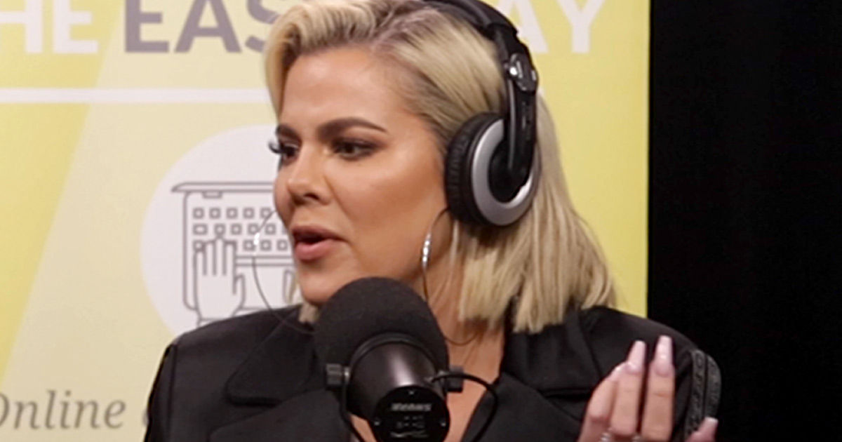 Khloe Kardashian's Mindful of Energy Around True, Especially with Tristan