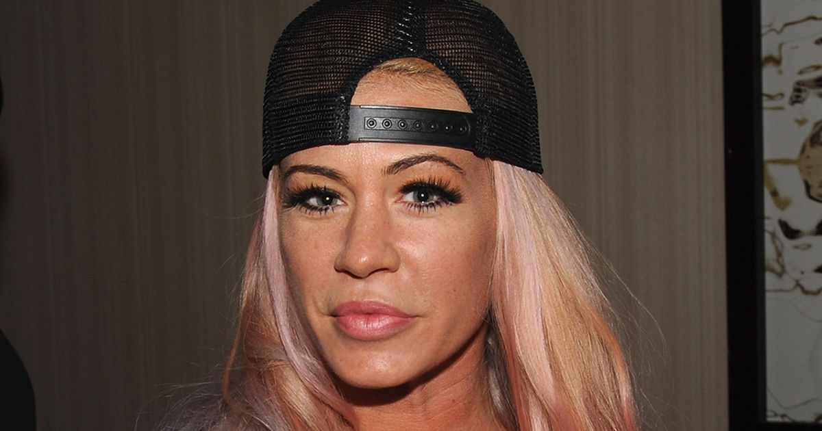 RIP Ashley Massaro (39) ex-WWE wrestler/diva, actress on Smallville s6e17 combat, contestant on Survivor:China, model/dancer in Timbaland's Throw It On Me ft The Hives, & Playboy cover model. she had an alternative model look on TV in 2006 with star tattoos above her elbows & snakebite lip piercings