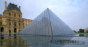 Louvre Museum Pyramid Architect I.M. Pei Dead at 102