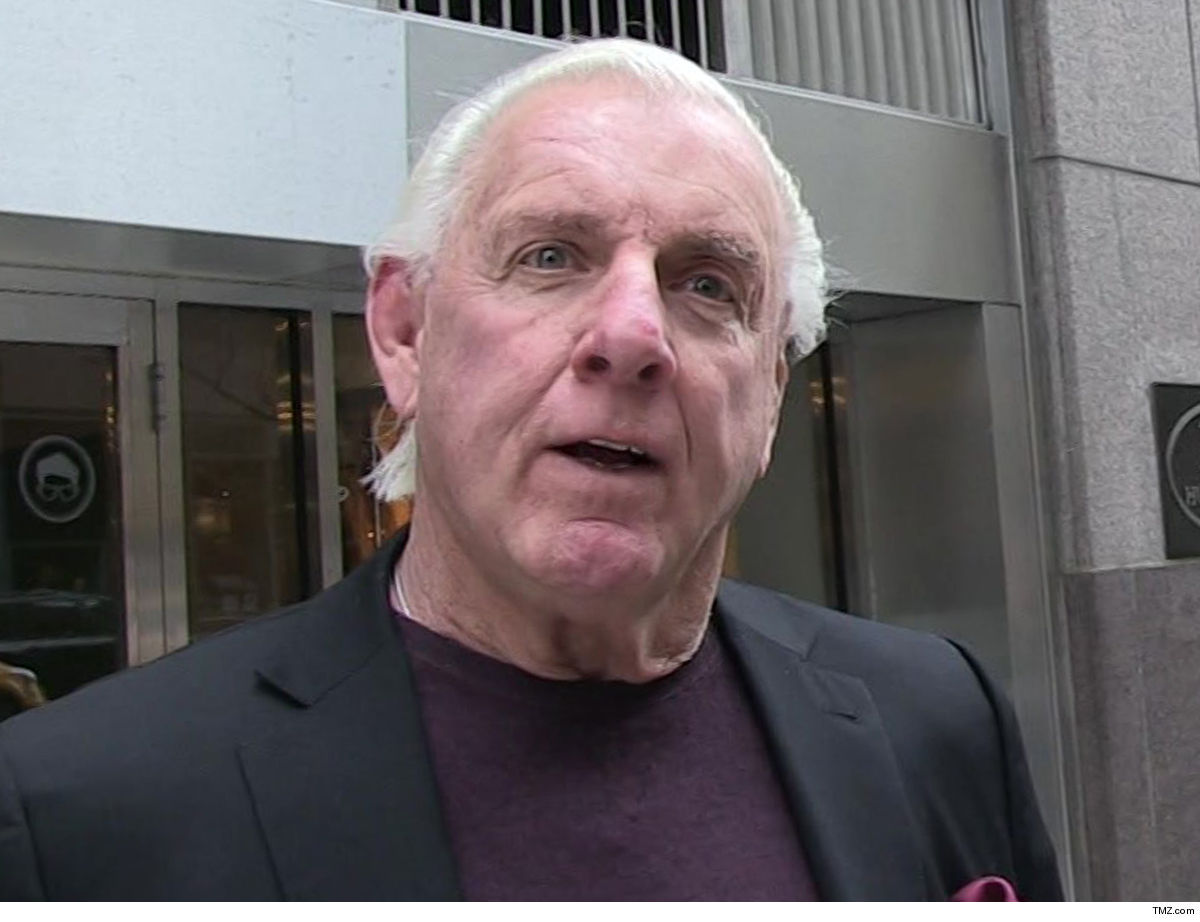 Ric Flair Expected to Make Full Recovery ... Wife Says