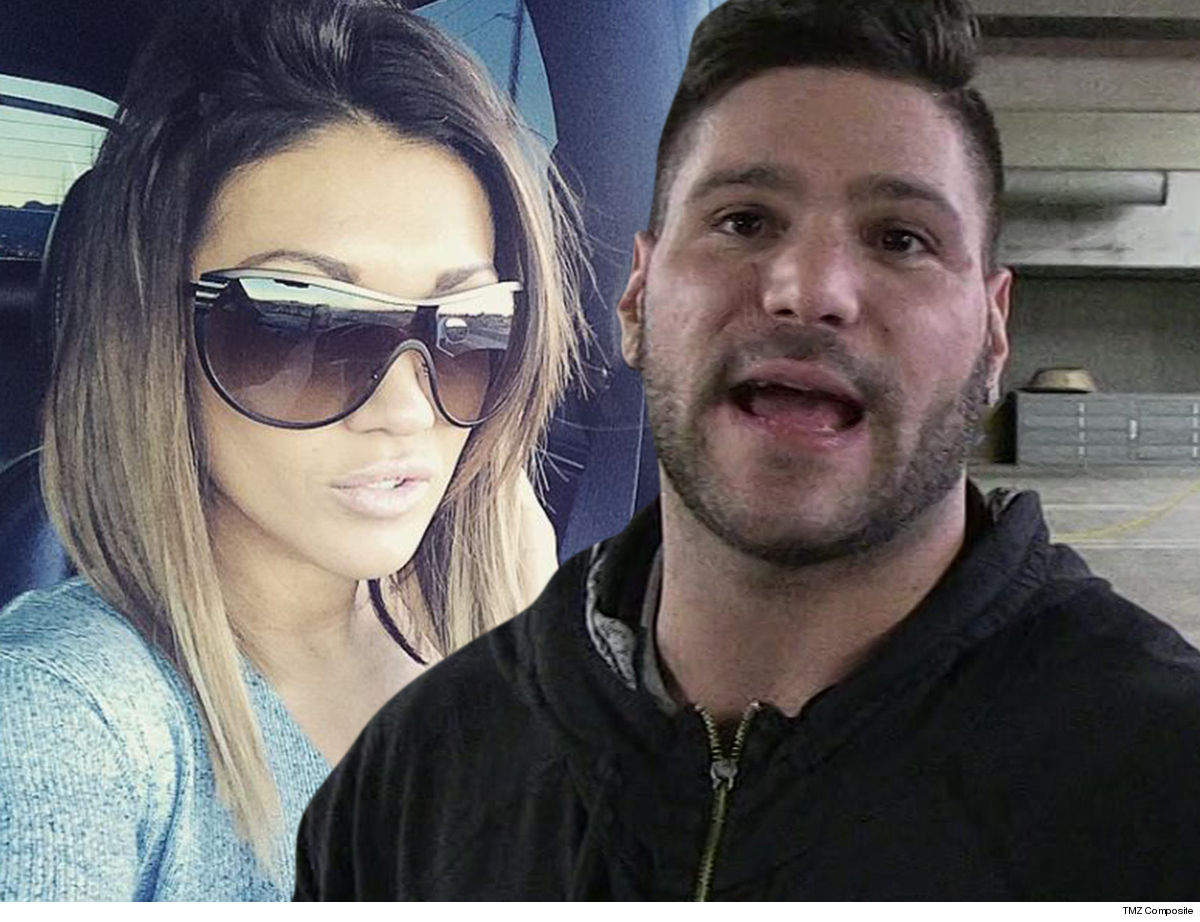 'Jersey Shore' Star's Baby Mama Jen Harley Arrested