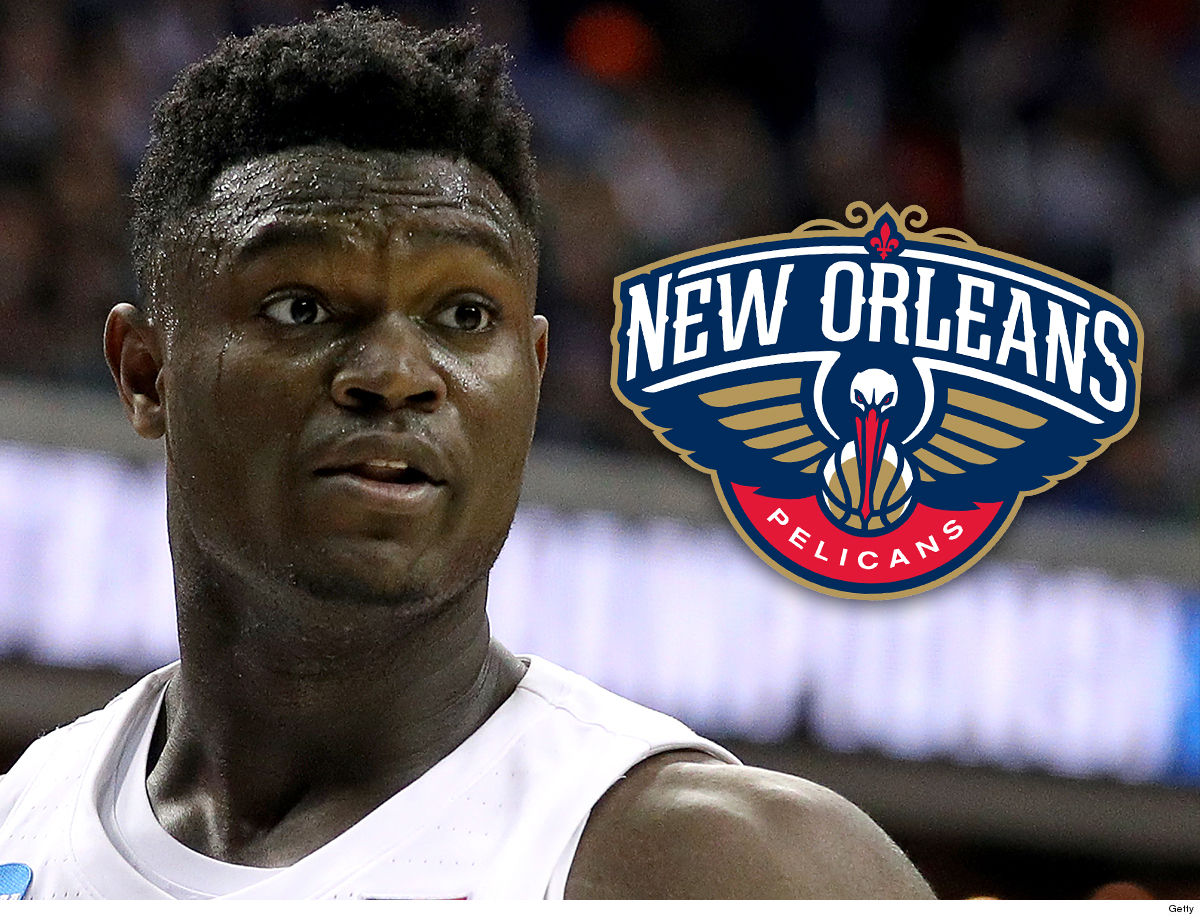Zion Williamson 'Excited' to Play In New Orleans, Stepdad Says