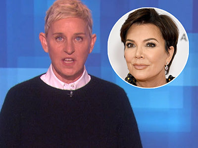 Why Ellen DeGeneres Is FURIOUS with Kris Jenner: 'This Means WAR!'