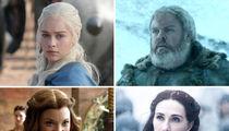 'Game Of Thrones' In Memoriam -- Remembering The Fallen Characters