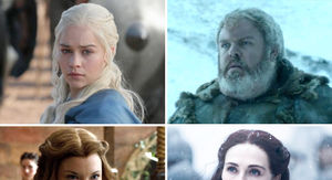 'Game Of Thrones' In Memoriam -- Remembering The Fallen Characters
