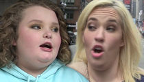 Honey Boo Boo Living with Her Sister While Mama June Gambles with BF