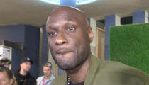 Lamar Odom Says He Used Prosthetic Penis to Pass Drug Test at 2004 Olympics