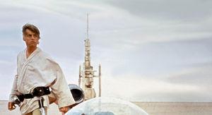 Original 'Star Wars' Vehicle Blueprints Hit Auction Block