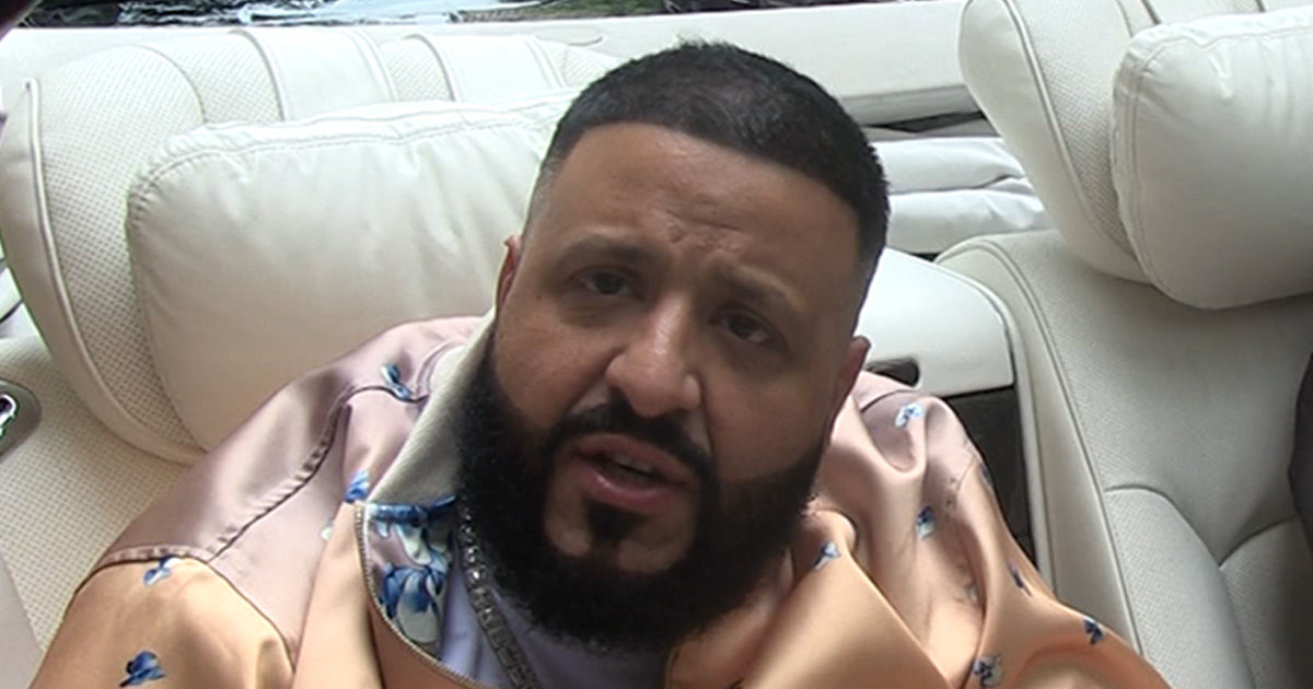 DJ Khaled 'Long Live Nipsey Hussle' ... Blessing Working with Him