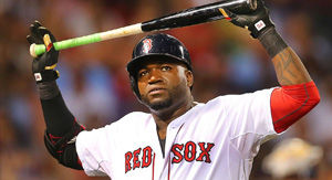 MLB Legend David Ortiz Poses Nude For Kingsford Charcoal 'Body By BBQ' Campaign