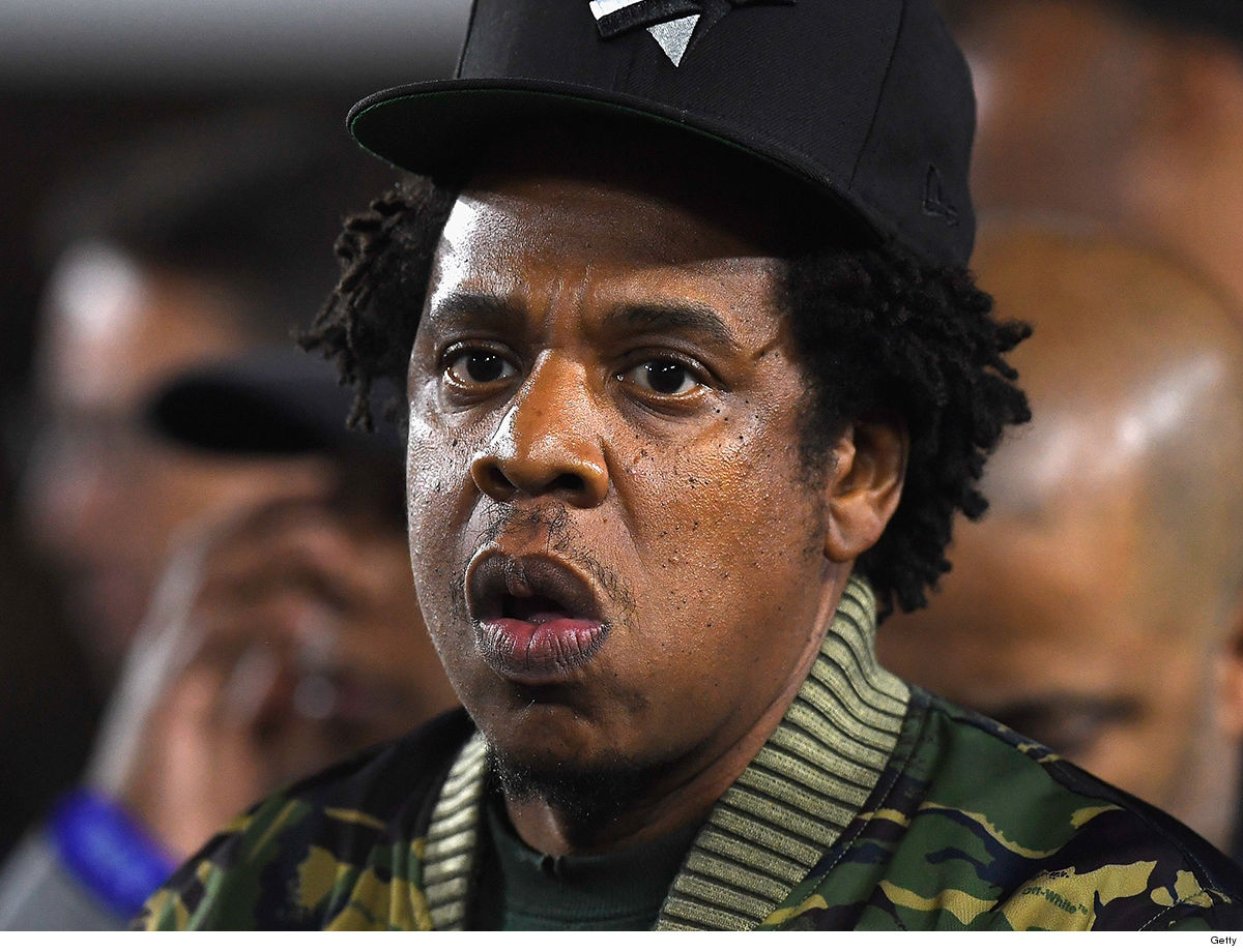 Jay-Z Sued Ya Helped Yourself To My Sample ... Time For a Paper Chase!!!