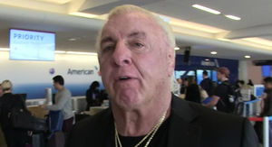 Ric Flair Out of Surgery, Doctors Say It Was…