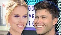 Inside Scarlett Johansson and Colin Jost's Private Engagement Celebration