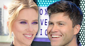 Inside Scarlett Johansson and Colin Jost's Private Engagement Celebration