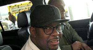 Bobby Brown Isn't Mad at Chris Rock Anymore Over Whitney Joke