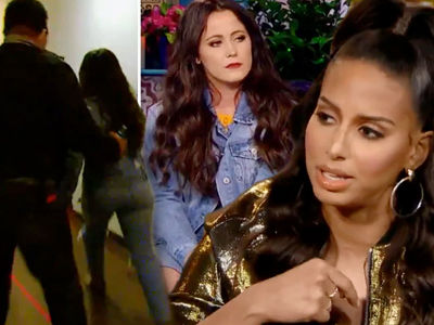 'Teen Mom 2' Reunion: Jenelle STORMS OUT After Host Confronts Her Over 'Hateful' Kaepernick Posts