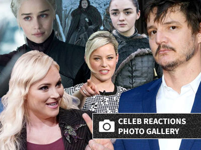 Stars React to 'Game of Thrones' Finale -- Who Called It 'Sloppiest' TV Episode EVER?!