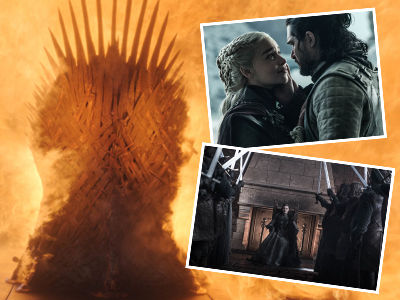 'Game of Thrones' Series Finale Recap: Who Lived, Who Died and Who Got the Throne?