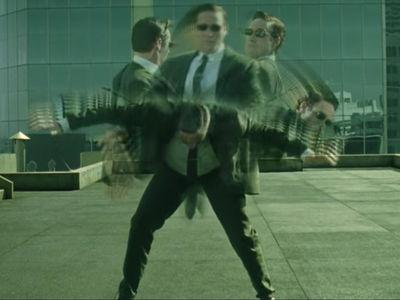 Agent Jones in 'The Matrix' 'Memba Him?!