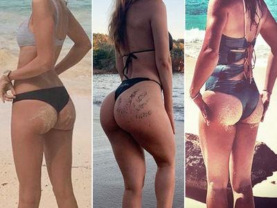 Sandy Beach Buns -- Guess Who!