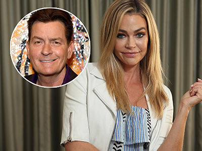 Denise Richards Spills on the Time Charlie Sheen Brought a HOOKER to Thanksgiving!
