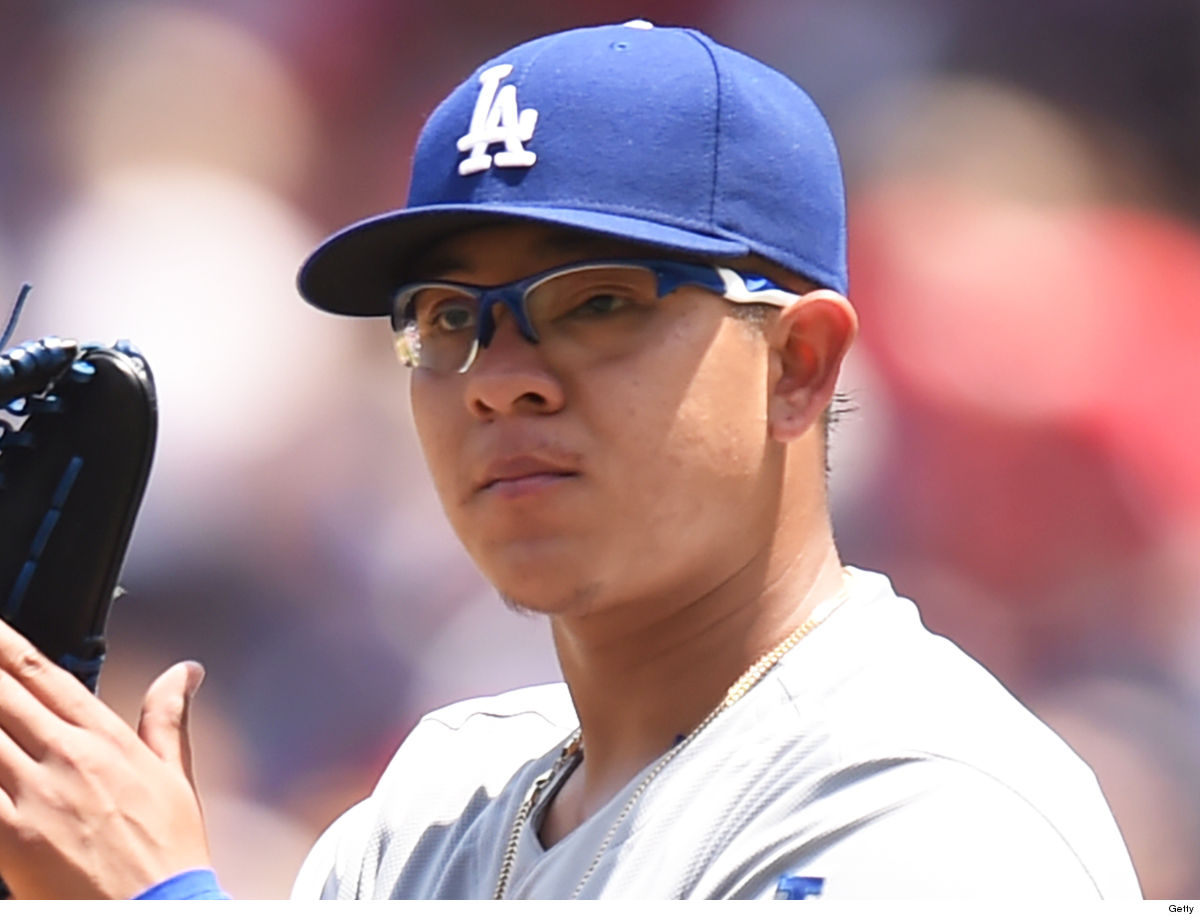 dc4edd2045c Dodgers pitcher Julio Urias is back -- the 22-year-old is officially off  administrative leave following last week s domestic violence arrest