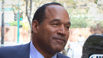 O.J. Simpson On Bills Giving Away His #32 Jersey, 'Fine With Me'