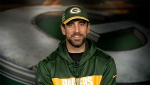 Aaron Rodgers Makes Surprise Prom Video, 'Dance Your Ass Off!'
