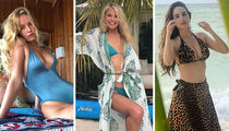 Christie Brinkley's Mother-Daughter Vacay ... See The Family Hot Shots