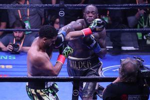 Deontay Wilder vs. Dominic Breazeale -- Fight Photos