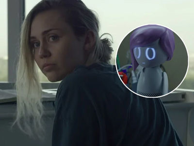 Watch Miley Cyrus' Reaction to Anal Probe in 'Black Mirror' Trailer