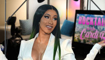 Cardi B Wants a TV Show and Booze with the Name 'Bocktails'