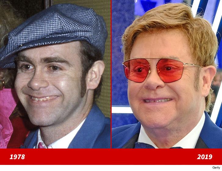 Elton John Good Genes or Good Docs?