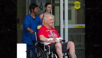 Ric Flair Leaves Hospital In Good Spirits After Surgery