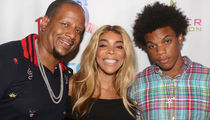 Wendy Williams' Son Arrested for Assault after Punching Dad, Kevin Hunter