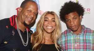 Wendy Williams' Husband Kevin Hunter and Son Get in Fight, Cops Called