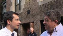 Mayor Pete Buttigieg Bros Down in Maltese Street Conversation