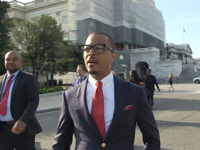 T.I. Carries Nipsey Hussle Torch to U.S. Capitol