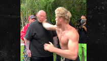 Logan Paul Slaps Man Unconscious, Pulls Out of Upcoming Slap Competition
