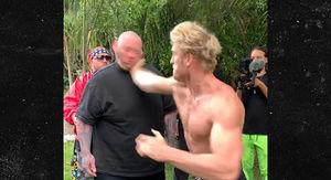 Logan Paul Slaps Man Unconscious, Pulls Out of Upcoming Slap Competition