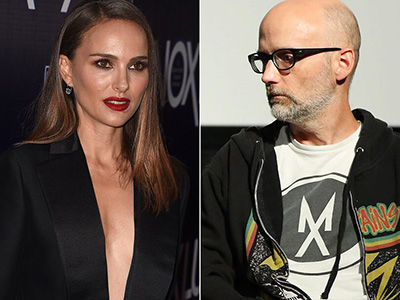 Why Natalie Portman Is Speaking Out Against 'CREEPY' Moby
