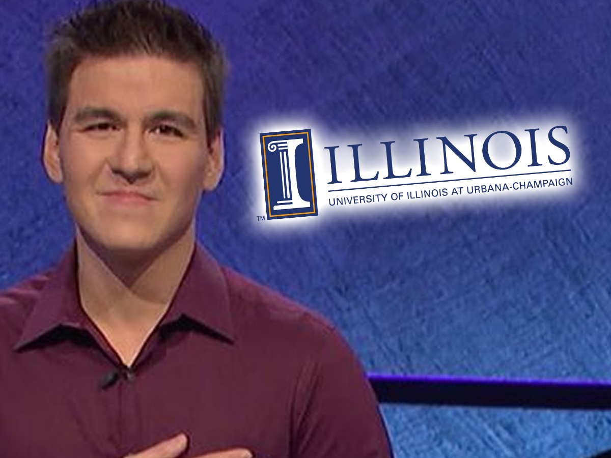 'Jeopardy!' Star James Holzhauer Univ. of Illinois Loves Him ... But Not Enough For Hon. Doctorate