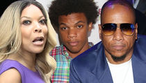 Kevin Hunter Blames Wendy Williams for Ruining Relationship with Son