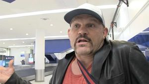 Chuck Liddell Pissed After Being Used In Apparent Homophobic Prank
