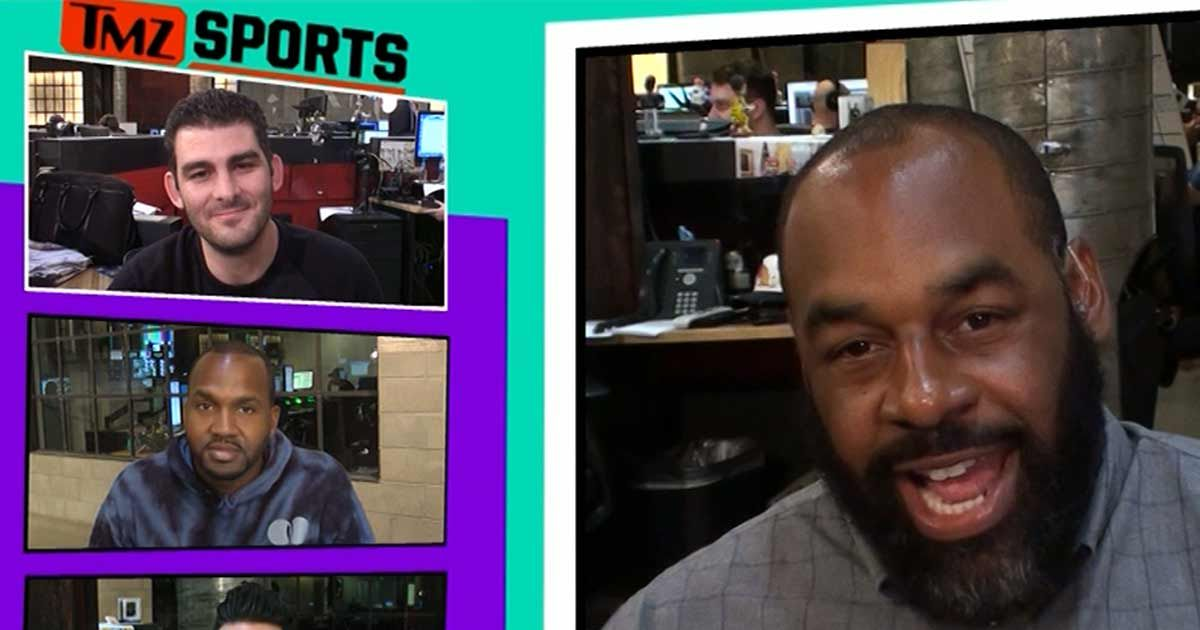 Donovan McNabb I'd Trade My NFL Career For NBA One ... Here's Why