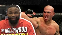 UFC's Tyron Woodley Gunning for Fight In August, But There's a Catch