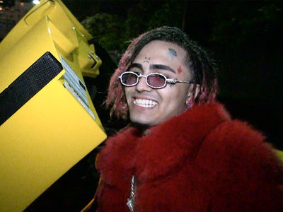 Lil Pump Says He Won't Stop Smoking at Gas Stations, You've Been Warned