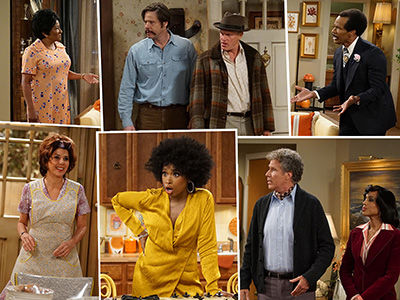 Jamie Foxx Blows Line, Breaks Character as 'All in the Family,' 'The Jeffersons' Go Live